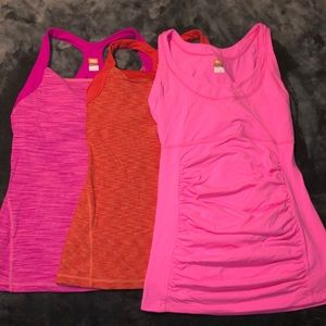 Lucy Lucypower tanks set of 3
